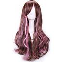 cos barvě parukou spád japonsko původní sufeng zmrzlina barva kudrnaté vlasy paruka