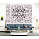 Tkanina Viz fotografie,S potiskem Květiny 100% polyester přikrývky 140cmx210cm