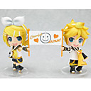Vocaloid Hatsune Miku PVC One Size Anime Akcijske figure Model Igračke Doll igračkama