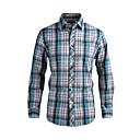 JamesEarl Muškarci Kragna košulje Dugi rukav Shirt & Bluza Siva - DA202029121