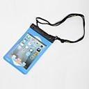 תיבה יבשה חומר PVC עמיד למים עבור iPhone / סמסונג טלפון נייד אחר 22 * 15 * 5 (בצבעים אקראיים)
