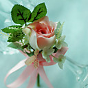 Cvijeće za vjenčanje Slobodni oblik Roses Boutonnieres Vjenčanje / Party / Večernji Pamuk