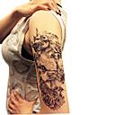 Vánoce / Nový rok velikost série zvíře květiny ptáci vzor 22 * 16 * 0.1cm tetování samolepky dočasné tetování (1ks)