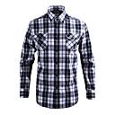 JamesEarl Muškarci Kragna košulje Dugi rukav Shirt & Bluza Smeđa - DA112009504