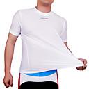 Wosawe® Cyklodres Unisex Krátké rukávy Jezdit na koleProdyšné / Rychleschnoucí / Anatomický design / Propustnost vůči vlhkosti /