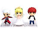 Fate/Stay Night Rin Tohsaka PVC アニメのアクションフィギュア モデルのおもちゃ 人形玩具