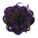 vlasulja Purple 5cm visoke temperature boje žica boja kose prsten 2/33-fp03