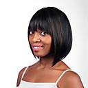sintetička perika strana visoka kvaliteta multi-color kratka ravna žene
