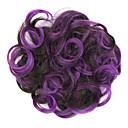 vlasulja ljubičasta 5cm visoke temperature boje žica boja kose prsten 2 / 33-3533