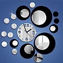 Módní a moderní Ostatní Nástěnné hodiny,Kulatý Akryl / Kov 35*35CM Vevnitř Hodiny