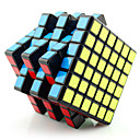 Magic Cube / Puzzle Toy IQ Cube Yongjun Six-layer Flourescent / Professional Level Smooth Speed Cube Magic Cube puzzle