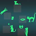 Slobodno vrijeme Zid Naljepnice Svjetleće zidne naljepnice Dekorativne zidne naljepnice,vinyl Materijal Odstranjivo Početna DekoracijaZid