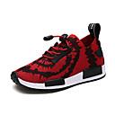 Za dječake Uniseks Sneakers Proljeće Ljeto Jesen Zima Udobne cipele Tkanina Ležeran Atletika Ravna potpetica ElastikaPlava Crvena