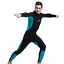 その他 男性用 洋服セット/スーツ / ウェットスーツ / Drysuits 潜水服 防水 / 完全防水 (20,000mm+) / 抗紫外線 / 保温 ウェットスーツ / ドライスーツ 3〜3.4ミリメートル その他 S / M / L / XL / XXL水泳 / 潜水
