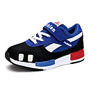 Boys' Shoes Casual Tulle Sneakers Spring / Summer / Fall / Winter Comfort / Magic Tape Black / Blue / Red