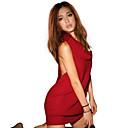 joannekitten® dámské sexy vysoký krk s hlubokým výstřihem, šusťáky Tílka svetr šaty