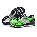 ASICS GEL-NIMBUS 17 Cushioning Road Running Shoes Men's Breathable Sneaker Green/Black 40-45