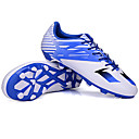 Atletické boty-KůžePánské-Černá Modrá Žlutá Stříbrná-Outdoor Atletika-Nízký podpatek