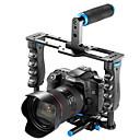 yelangu® alluminum kamera video kavez komplet