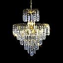 sl® v evropském stylu luxusní 6 světla lustr ve tvaru koruny