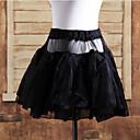 Sukně Klasická a tradiční lolita Lolita Cosplay Lolita šaty Bílá Černá Jednobarevné Lolita Short Length Sukně Pro Dámské Satén