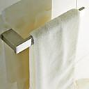 """Držák na toaletní papír Nerez Na ze´d 20.7 x7 x3cm(8.1 x2.7 x1.18"""") Nerez Moderní"""