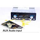 autoradio cd-speler bluetooth telefoon aux-in mp3 fm / usb / 1 din / afstandsbediening voor iPhone 12v car audio auto 2015 verkoop nieuw