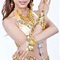 metal s kovanicama nakit trbušnog plesa postavili više boja dostupno