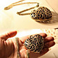Náhrdelníky Náhrdelníky s přívěšky Šperky Párty Módní Slitina Zlatá 1ks Dárek