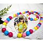 Djevojka Candy Color Nakit set (ogrlica i narukvica) (Random boja)