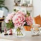 """17,7 """"svijetlo ružičasta hyfrangeas umjetnog cvijeća"""