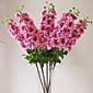 Svila / Plastika Delphiniums Umjetna Cvijeće