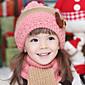 Mädchen / Jungen Hüte & Kappen / Schals Stirnbänder  -  Strickware / Nylon / Andere Winter
