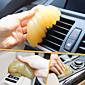 ziqiao magie auto výstupu vzduchu Odkládací schránka panel klika prachu lepidlo čistší nástroj pro otvor (náhodné barvy)