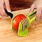 1 ks Apple / Oranžová / Brambor / Rajčatová / Citrónová Cutter & Slicer For pro Vegetable Plast Tvůrčí kuchyně Gadget / Zábavné