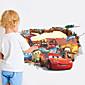 Crtani film / Fantazija / 3D Zid Naljepnice 3D zidne naljepnice,PVC 50*70 cm (19.7*27.5 inch)