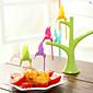 6pcs ptice voće vilica slučajnim boja