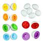 Kocke za slaganje za poklon Kocke za slaganje ABS Srebrna / Siva / Smeđa / Bijela / Crvena Igračke za kućne ljubimce