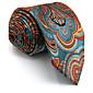Muškarci Kravata-Vintage / Slatko / Zabava / Posao / Ležerne prilike,Umjetna svila