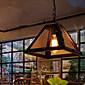40w Závěsná světla ,  Retro Obraz vlastnost for LED KovObývací pokoj / Ložnice / Jídelna / Koupelna / studovna či kancelář / dětský pokoj