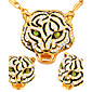 Jewelry Ogrlice / Füllbevalók Ogrlica / Naušnice / Komplet nakita Kristal / imitacija Diamond Moda Vjenčanje / Party / Dnevno / Kauzalni