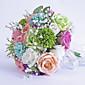 Cvijeće za vjenčanje Krug Roses Buketi Vjenčanje Party / Večernji Saten Osušeni cvijet