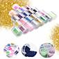 1 Nail Art ukras rhinestone biseri šminka Kozmetički Nail art dizajn
