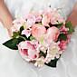 """Cvijeće za vjenčanje Krug Buketi Vjenčanje Svila 7.87 """"(Approx.20cm)"""