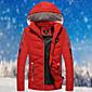 zimní nový korejský módní tenký nátěr bunda mladí muži zeštíhlení polstrování