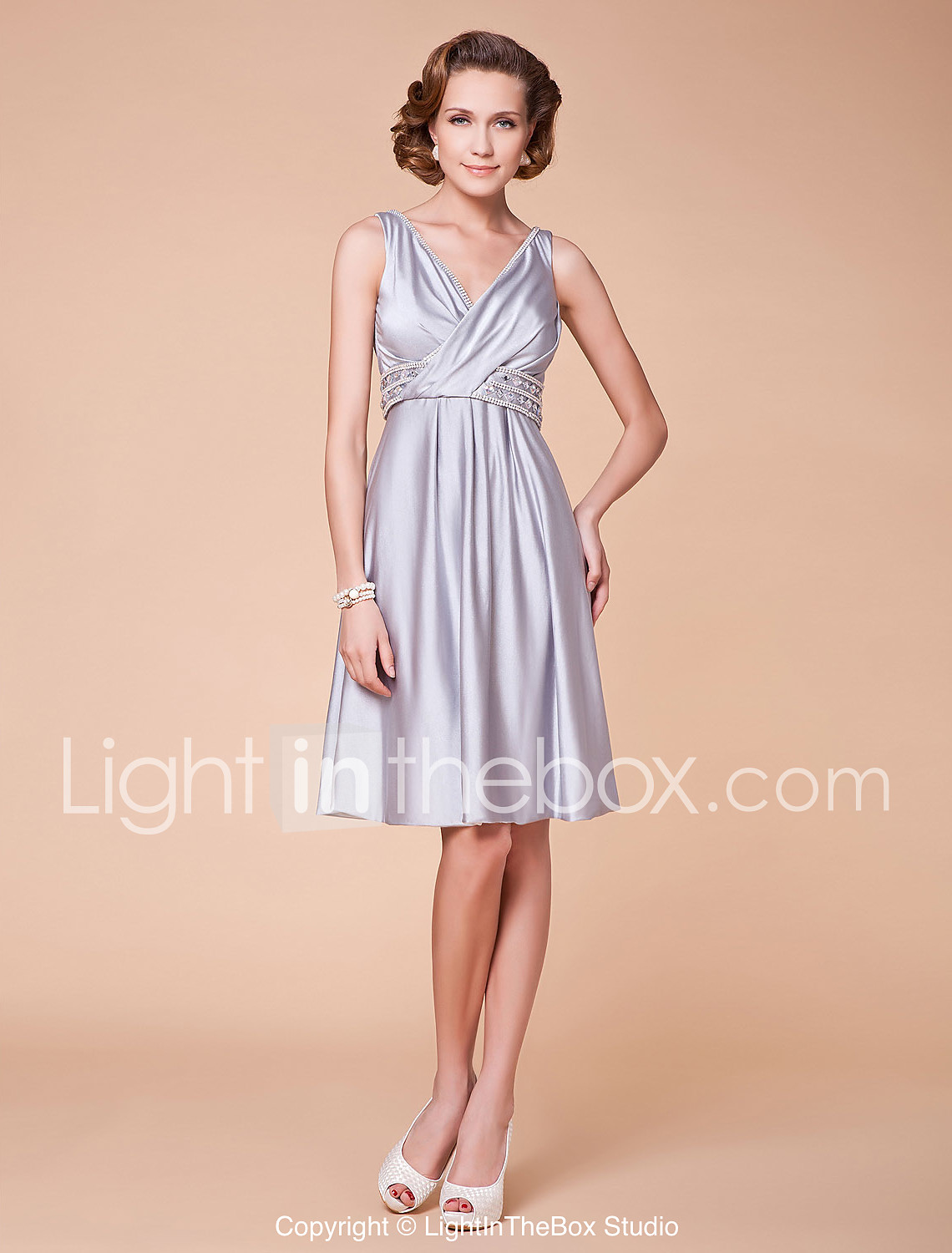 Mother of bride dresses petite plus